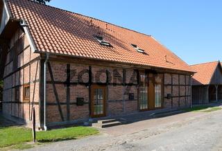 Typische Norddeutsche Architektur
