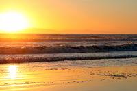 Ventura Sonnenuntergang