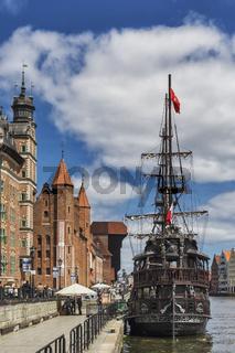 Danzig, Polen | Gdansk, Poland
