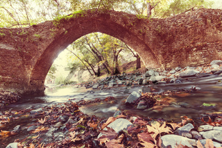 Bridge on Cyprus