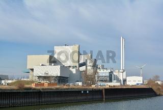 Müllheizkraftwerk