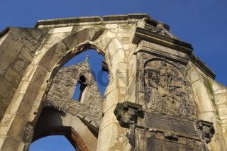 Hannover - Ruine der Nikolaikapelle