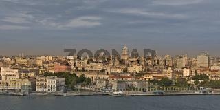 Havanna Skyline im Abendlicht