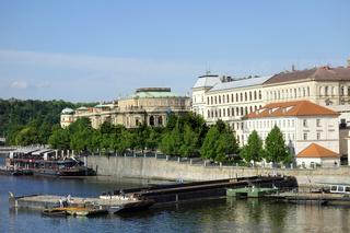 Rudolphinum in Prag