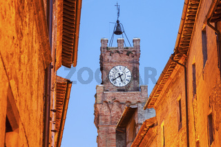 Piazza - streets of old town