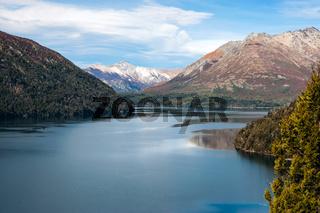 Autumn in Bariloche, Patagonia, Argentina