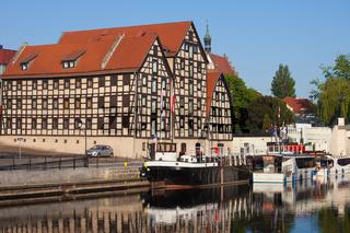 Old Granary in Bydgoszcz