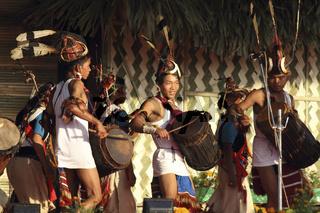 Tutsa sub tribe of Tangsa tribe Performing Traditional Dance