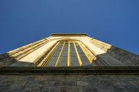 Austrian Gothic Tower near Innsbruck