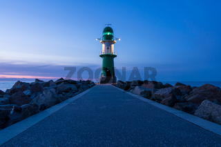 Molenturm in Warnemünde