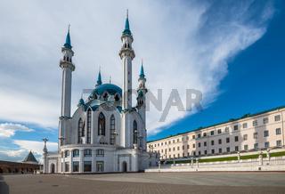 Kul-Sharif mosque in Kazan, Tatarstan, Russia