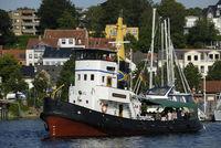 Traditionsschlepper Flensburg