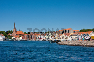 Stadthafen Sönderborg