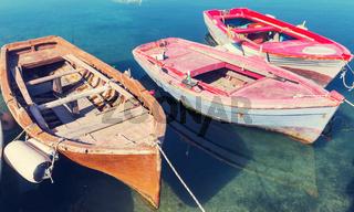 Greece boat