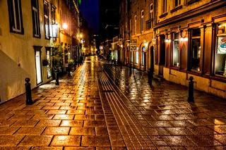 Golden Hour in Quebec City
