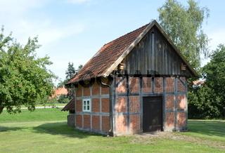 Typische Nordeutsche Architektur