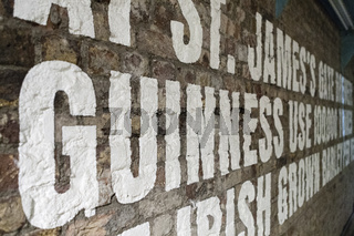 St. James's Gate Brewery - Guiness Brewery, Dublin, Ireland