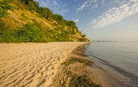 Am Strand von Sellin