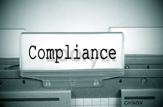 Compliance Register Index