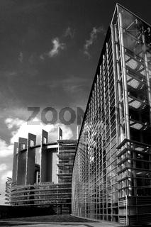 Europäisches Parlament, Europaparlament, Louise-Weiss-Gebäude