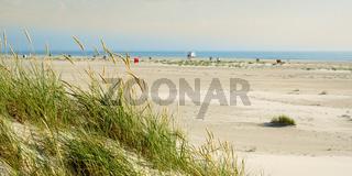 Nordseestrand auf Amrum