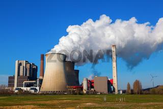 Braunkohlkraftwerk