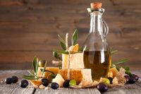Italian cuisine ingredients.