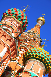 Domes of St. Basil