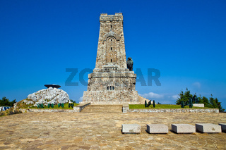 The memorial Shipka, Bulgaria
