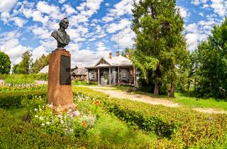 Museum homestead Suvorov in Konchanskoe-Suvorovskoe