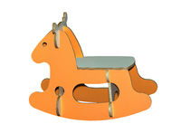 Kids rocking horse toy