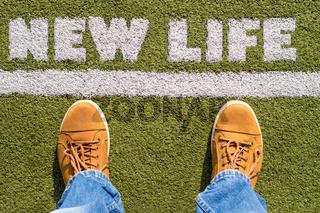 New Life concept