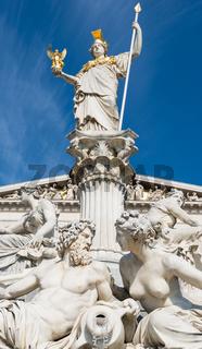 Pallas-Athene-Brunnen in Wien