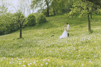 Garden Wedding landscape