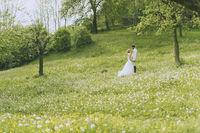 Garden Wedding landscape