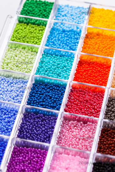 The Various beads
