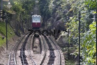Penang Hill - Zahnrandbahn