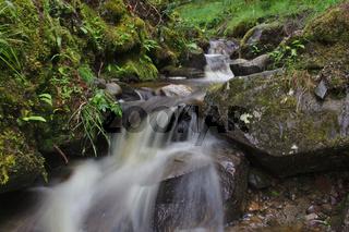 Kleiner Bach nahe Falls of Bruar 2