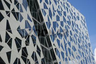 Büroviertel Barcode in Oslo