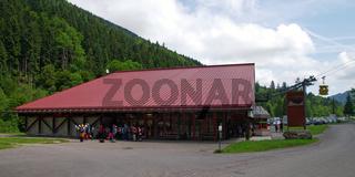 Talstation Hochgratbahn - Naturpark Nagelfluhkette