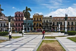 Havanna - Strassenansicht