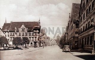 AltMindelheim,Stadtansicht