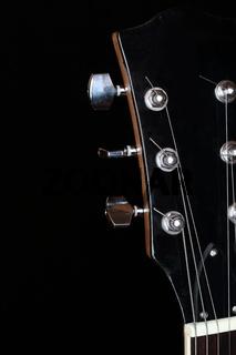 Gitarren Kopfplatte