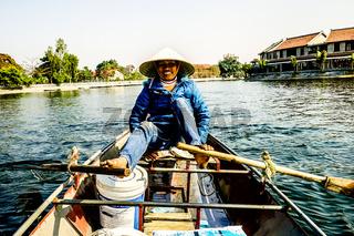 Rudern in Vietnam