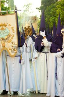 Semana Santa (Holy Week) in Andalusia, Spain.