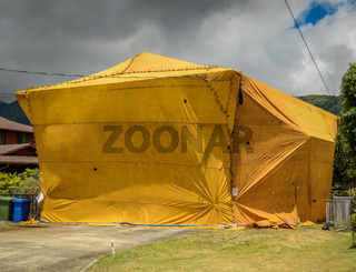 Home Fumigation Pest Control Tent