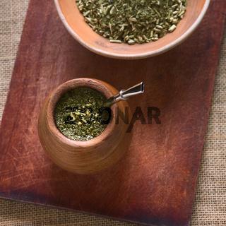 South American Mate Tea