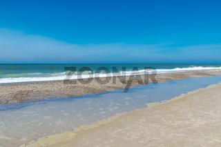 Sandstrandküste-9