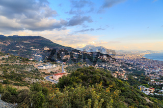 Day View of Alanya Castle