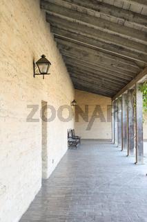 Alt Außenkorridor